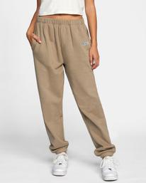 0 Retro Sweatpants Grey AVJNP00139 RVCA