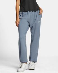 0 Little RVCA Sweatpants Blue AVJNP00140 RVCA
