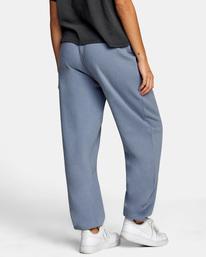 5 Little RVCA Sweatpants Blue AVJNP00140 RVCA