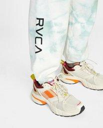 5 WoBig RVCA Sweatpant Blue AVJNP00153 RVCA
