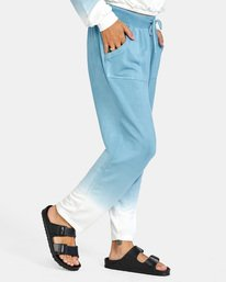 6 DOWNTOWN PANT Red AVJPT00107 RVCA