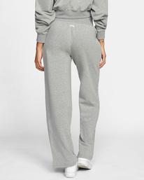 1 Rise Up Lounge Pants Grey AVJPT00108 RVCA