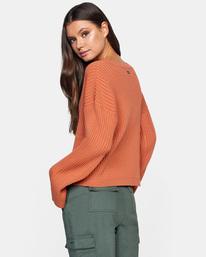 5 Charmed Cardigan Sweater Multicolor AVJSW00122 RVCA