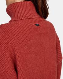 7 Citizen Turtleneck Sweater Multicolor AVJSW00124 RVCA