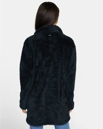 1 OUT OF OFFICE TOP Black AVJTO00103 RVCA
