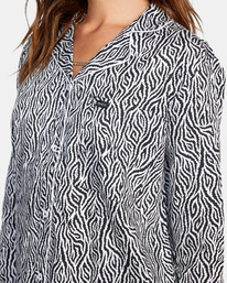 2 Matt Leines   Long Sleeve Pajama Set White AVJTO00125 RVCA