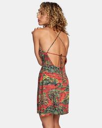 5 All Feels Tank Dress Multicolor AVJWD00172 RVCA