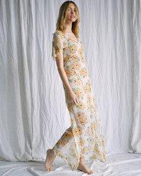 8 Camille Rowe   Lolo Maxi Dress Grey AVJWD00187 RVCA