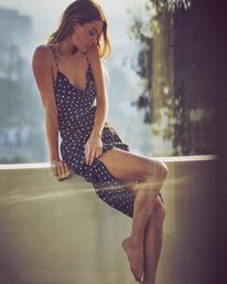 0 Camille Rowe | Phoebe Midi Dress Black AVJWD00188 RVCA