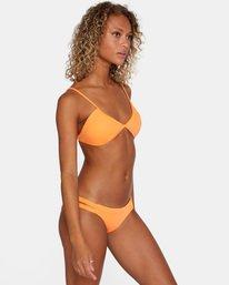 3 SOLID TRILETTE Orange AVJX300163 RVCA