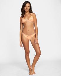 1 Easy To Love Printed Triangle Bikini Top  AVJX300226 RVCA