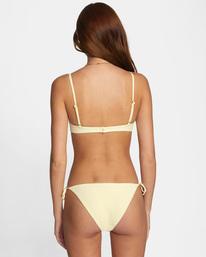 2 Sun Beam Solid Balconette Bikini Top  AVJX300229 RVCA