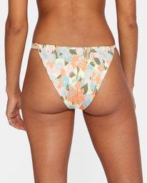 8 On The Road French Bikini Bottom Brown AVJX400161 RVCA
