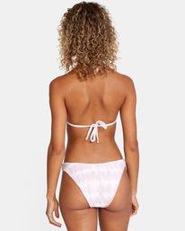 0 Live And Let Dye French Bikini Bottom Purple AVJX400166 RVCA