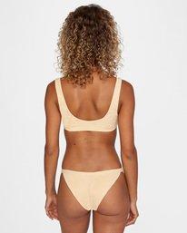 0 Run Wild Cheeky Bikini Bottom Red AVJX400168 RVCA