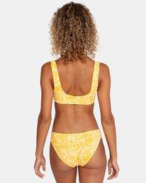 0 Forever Full Bikini Bottom Yellow AVJX400174 RVCA
