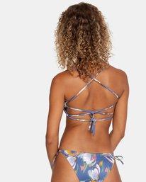 0 Pixie Medium Bikini Bottom Blue AVJX400184 RVCA