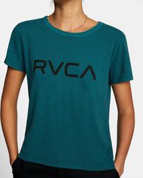 2 Big RVCA Tee Multicolor AVJZT00315 RVCA