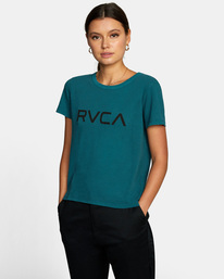 0 Big RVCA Tee Multicolor AVJZT00315 RVCA