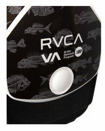 5 RVCA X PLAYMATE 7QT ANP COOLER Black AVYAA00208 RVCA