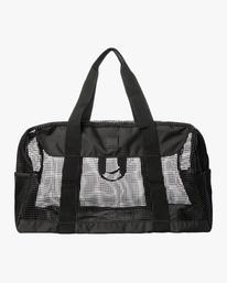 1 Zak Noyle | 48L Beach Bag Black AVYBA00111 RVCA