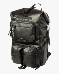 0 Zak Noyle | Camera Backpack Black AVYBP00104 RVCA
