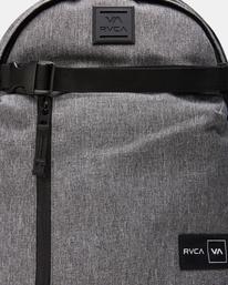4 CURB SKATE BACKPACK Grey AVYBP00106 RVCA