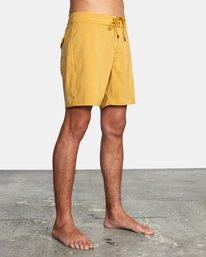 """4 VA Pigment Boardshorts 18"""" Multicolor AVYBS00131 RVCA"""