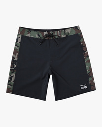 "0 APEX 19"" TRUNK Black AVYBS00141 RVCA"