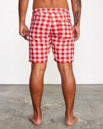 "3 Evan Mock | Palaka Boardshorts 18"" Brown AVYBS00163 RVCA"
