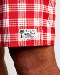 "4 Evan Mock | Palaka Boardshorts 18"" Brown AVYBS00163 RVCA"