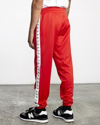 4 NORE TRACK PANT Brown AVYFB00104 RVCA