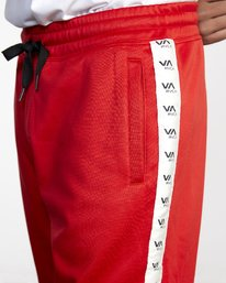 7 NORE TRACK PANT Brown AVYFB00104 RVCA