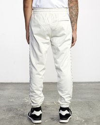 2 NORE TRACK PANT Silver AVYFB00104 RVCA
