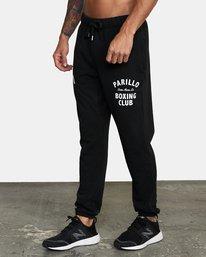 3 Parillo Sweatpants Multicolor AVYFB00117 RVCA