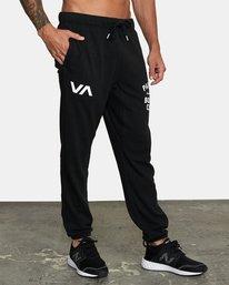 6 Parillo Sweatpants Multicolor AVYFB00117 RVCA