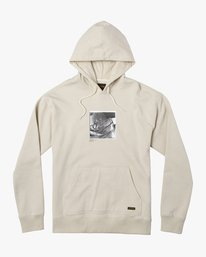 0 BAKERVCA PHOTO HOODIE Black AVYFT00140 RVCA