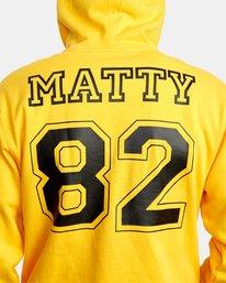 7 Matty Matheson   Matty Hoodie White AVYFT00195 RVCA