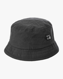 0 ANP Bucket Hat Black AVYHA00187 RVCA