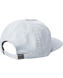1 Hastings Claspback Hat Blue AVYHA00197 RVCA