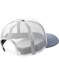 1 Rodeo Trucker Hat White AVYHA00210 RVCA