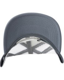 3 Rodeo Trucker Hat White AVYHA00210 RVCA