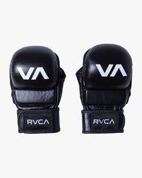 1 RVCA OUANO SHOOTO GLOVES Black AVYHN00105 RVCA