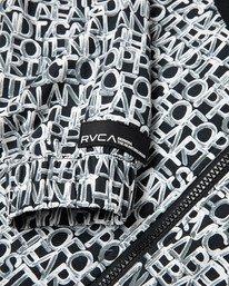 9 BEDWIN IPFU TRACK JACKET Black AVYJK00126 RVCA