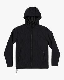 0 Yari Packable Jacket Black AVYJK00144 RVCA