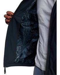 5 Yari Packable Jacket Black AVYJK00144 RVCA