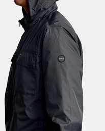 8 Baybreaker 2 Jacket Orange AVYJK00146 RVCA