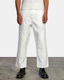 2 Evan Mock   Chainmail Pants White AVYNP00111 RVCA