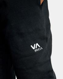 2 VA Essential Sweatpant Black AVYNP00116 RVCA