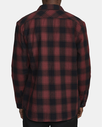2 REPLACEMENT LONG SLEEVE FLANNEL  AVYWT00131 RVCA